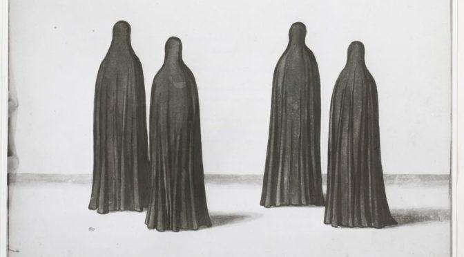 """SÉMINAIRE DOCTORAL « LE FANTÔME » – """"Au-delà du fantôme, la spectralité : formes et usages d'un thème littéraire"""""""